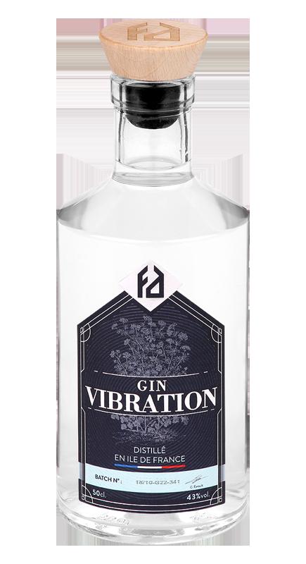 Gin Vibration, 43°