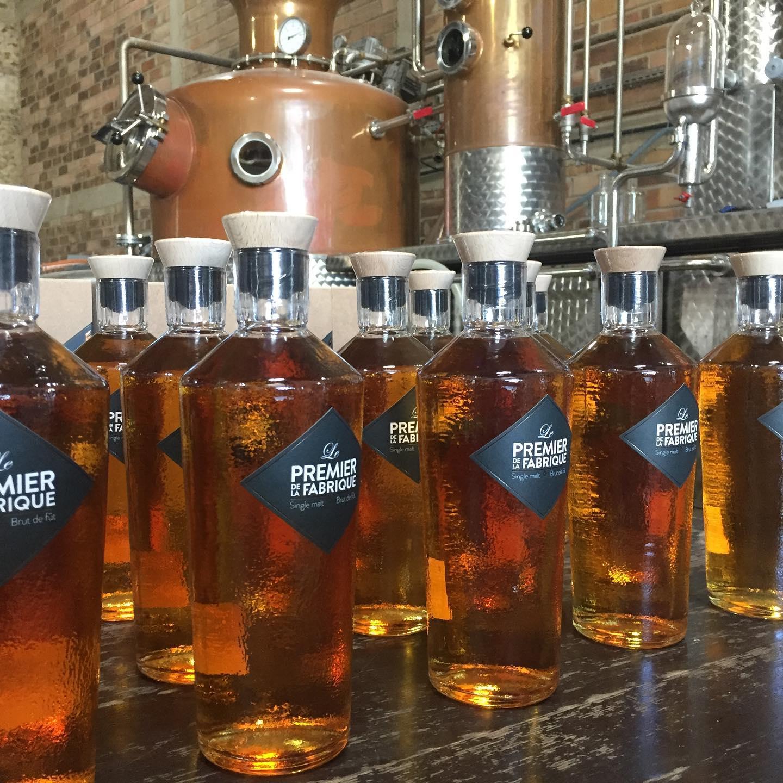Les choses se précisent pour notre whisky  édition limitée