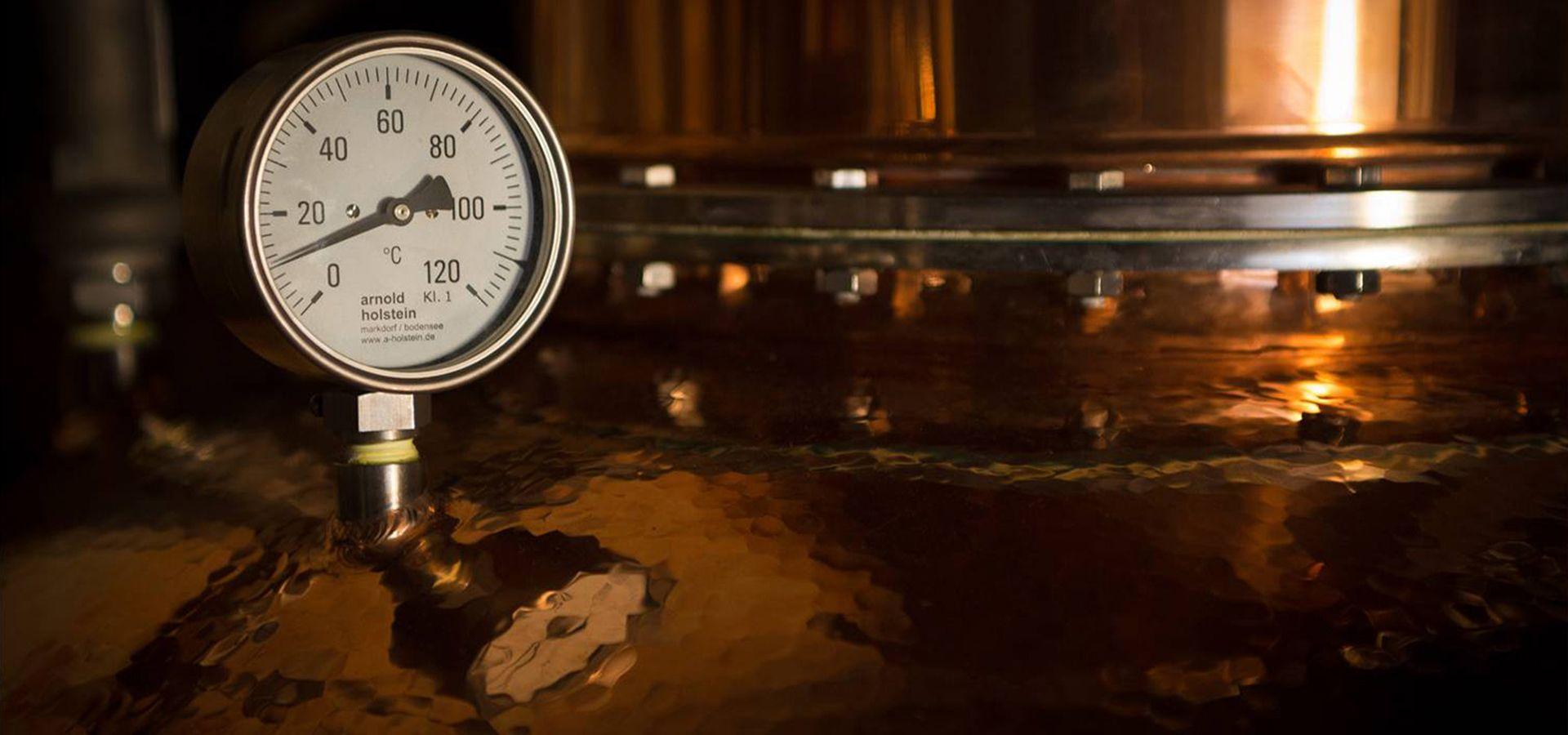 Visiter la distillerie