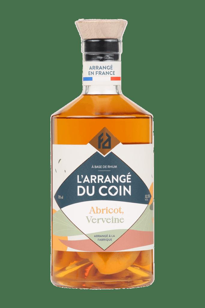 L'ARRANGÉ DU COIN : abricot – verveine 32.5°